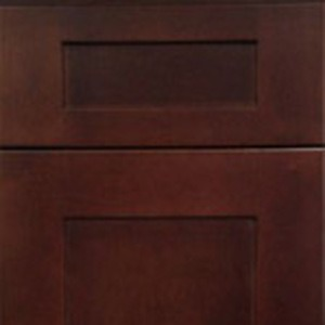 City Shaker Espresso Door & Drawer Face